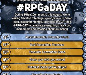 #RPGaDAY