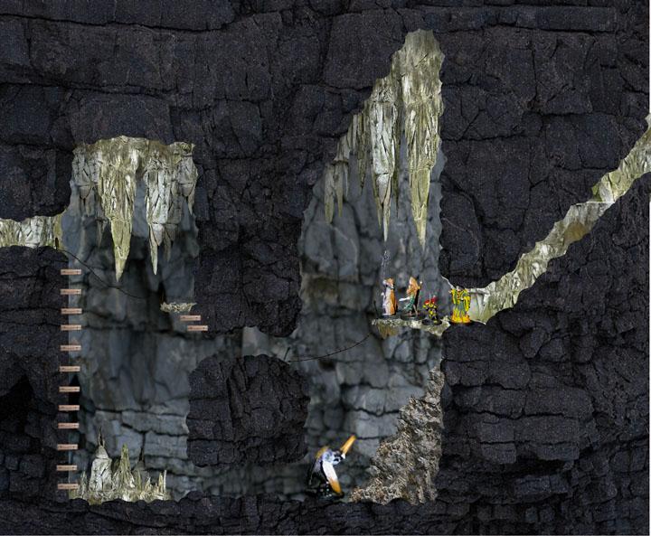 hook cave