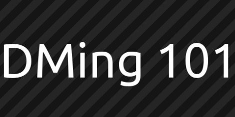 DMing101