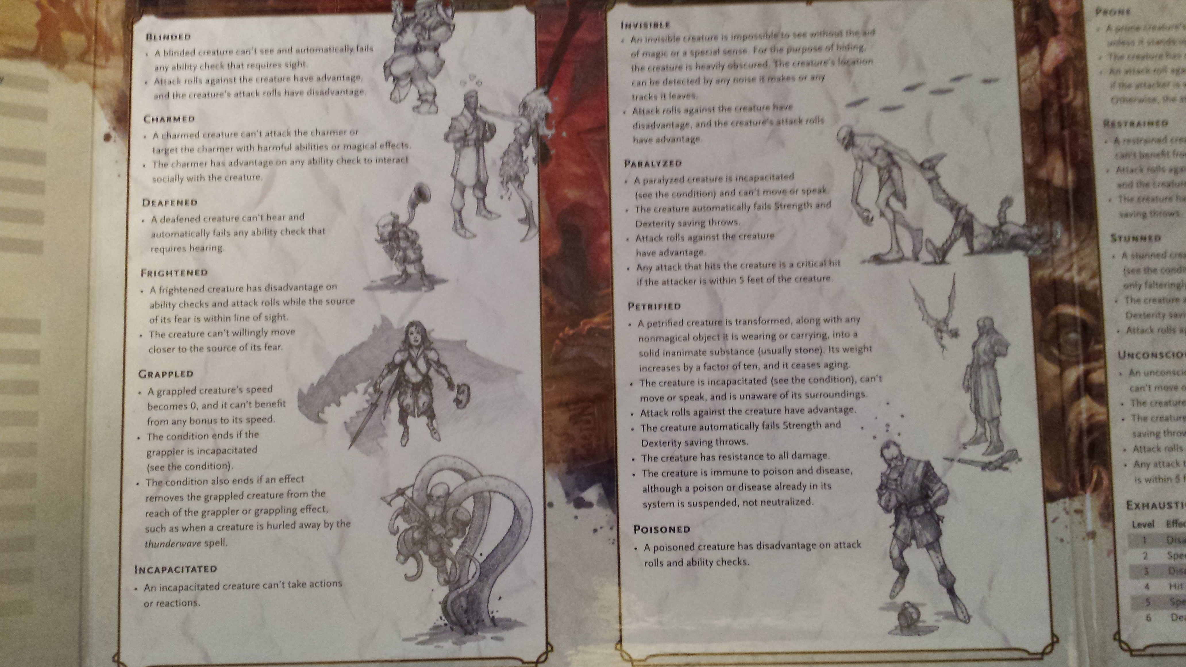 5e D Amp D Dungeon Masters Screen