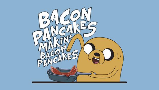 Bacon Pancakes Make Them Bacon Pancakes Runkle Plays