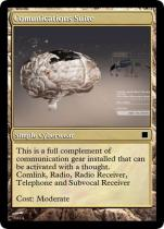 Comunications Suite