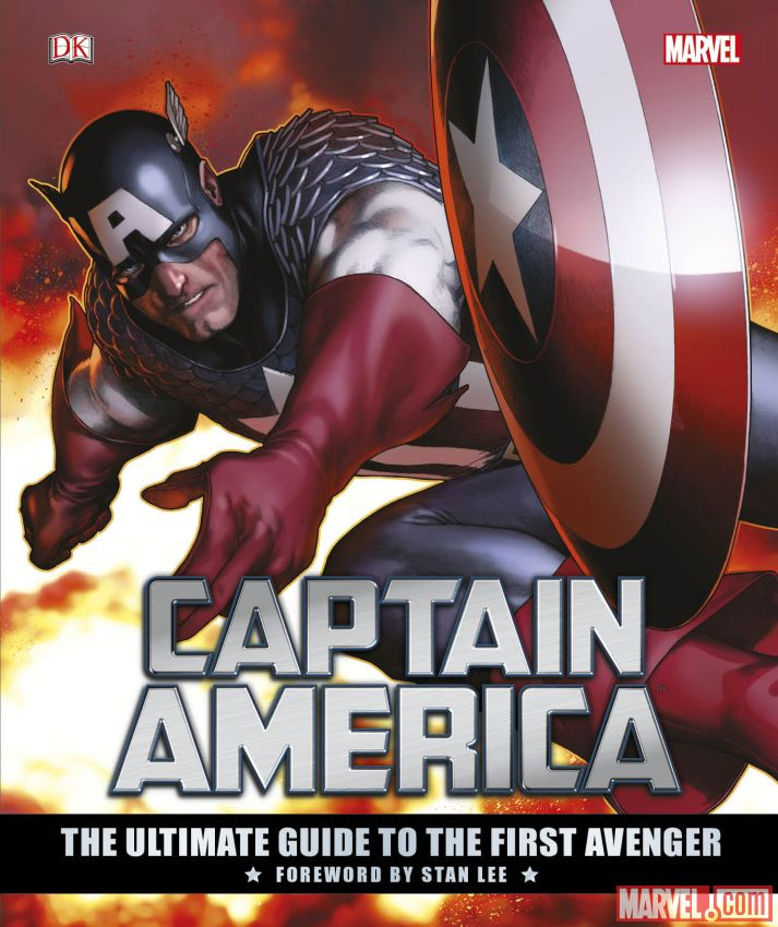Captain America-The Ultimate Guide To The First Avenger