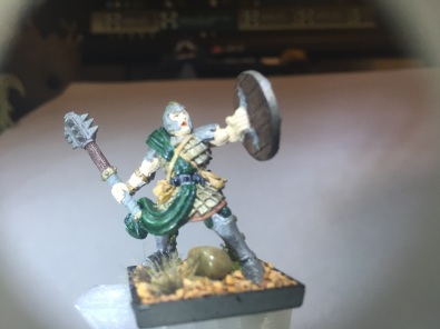 cleric of pelor