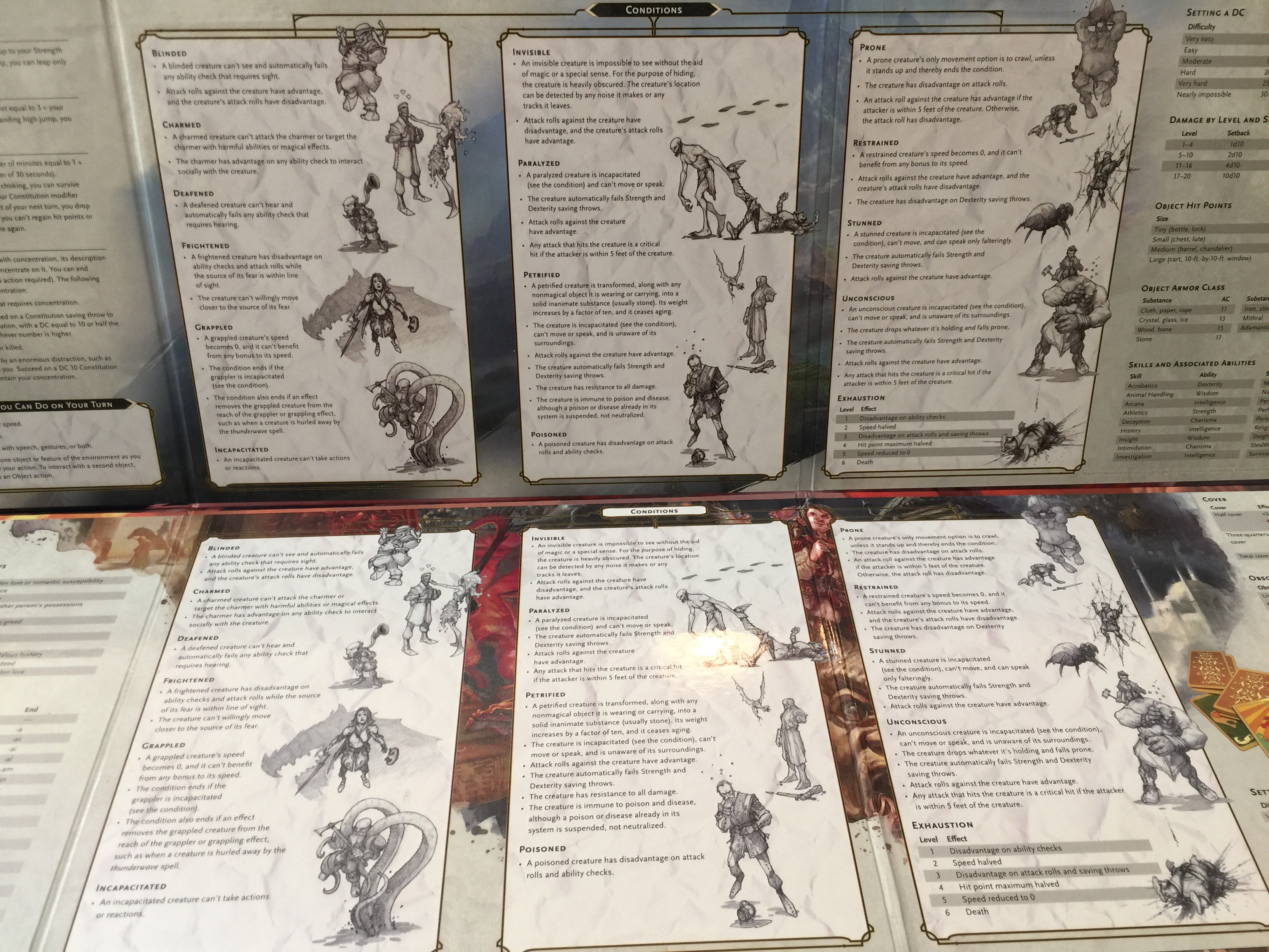photo regarding Printable Dm Screen 5e named Landscape Dm Show