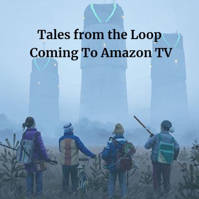 Tales from the Loop on Amazon