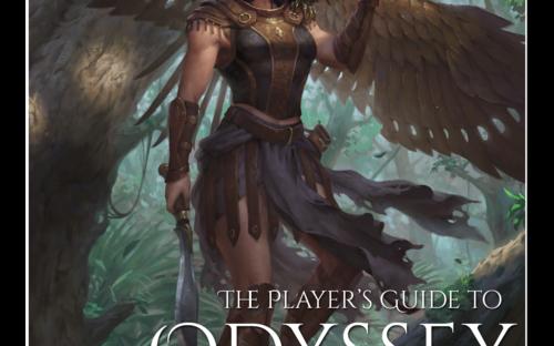 Odyssey RPG