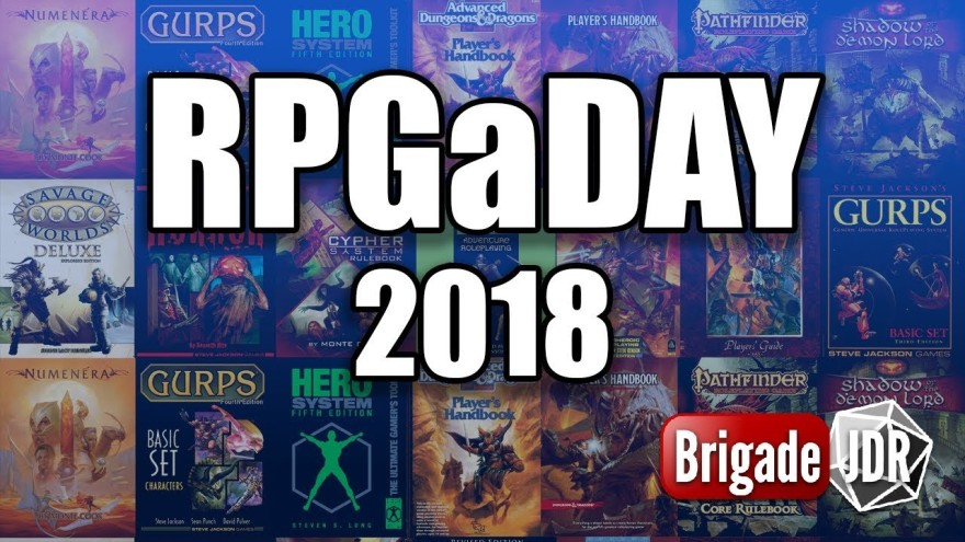 RPGaday2018 words
